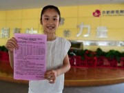 Tin tức - TQ: Bé gái 12 tuổi trở thành sinh viên trước khi tốt nghiệp tiểu học