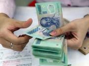 Điều chỉnh tăng 8% lương hưu từ 1-8