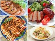 Bếp Eva - Những món ăn đậm đà cho cuối tuần