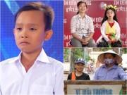 Làng sao - 4 cậu bé nhà nghèo nhưng tài năng xuất chúng gây sốt truyền hình Việt