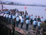 Tin tức - Thăng quân hàm cho Thượng tá Trần Quang Khải