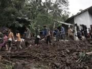 Tin tức - Lũ lụt, lở đất ở Indonesia, 31 người thiệt mạng