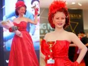 Vivian Văn 'ẵm' giải trang phục ấn tượng trong Đêm hội chân dài