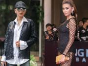 Thời trang - Sao Việt tuần qua: Trương Thị May, Hoàng Yến bị chê mặc xấu