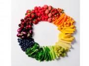 Sức khỏe - Chế độ ăn uống theo màu sắc thực phẩm ngừa ung thư