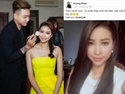 Làm đẹp - Chuyên gia trang điểm hé lộ sở thích làm đẹp của Phạm Hương