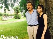 """Làng sao - Là """"tiểu tam"""", Kim Min Hee vẫn chửi mắng vợ người tình 54 tuổi"""