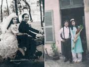 Bộ ảnh cưới Sài Gòn những ngày xưa cũ gây bão cộng đồng mạng