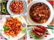 Bếp Eva - Các món rim khiến bữa cơm nào cũng ngon hơn