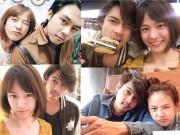 """Xem & Đọc - 4 cặp đôi sao Thái Lan """"phim giả tình thật"""""""