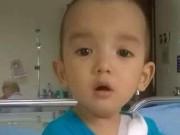Tin tức - Vợ chồng trẻ đối mặt khó khăn khi con 2 tuổi bị ung thư máu