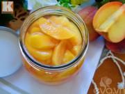 Bếp Eva - Cách làm trà đào thơm ngon, mát lạnh