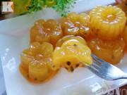 Bếp Eva - Thạch chanh leo chua ngon, thanh mát ngày hè