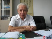 Tin tức - GS Hồ Ngọc Đại: Cho trẻ đi học chữ trước là rất tệ