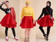 Thời trang - Biến hóa 10 phong cách khác nhau chỉ với 1 chiếc váy