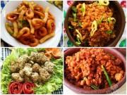 Bếp Eva - Các món rang cho bữa cơm thêm đậm đà