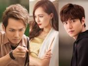 Xem & Đọc - Khi Đường Yên vướng tình tay ba với Lee Min Ho - Chung Hán Lương