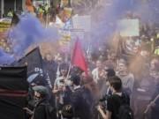 Tin tức - Ảnh: Dân Anh rầm rộ đổ xuống đường phản đối rời EU