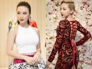 Làng sao - Angela Phương Trinh kín đáo đối lập Tóc Tiên sexy tại sự kiện