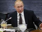 """Tin tức - Thủ tướng Anh: Putin """"ngấm ngầm"""" làm Anh rời EU?"""