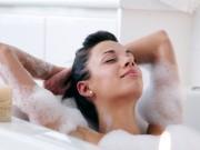 Bà bầu - Sau sinh bao lâu có thể tắm gội?