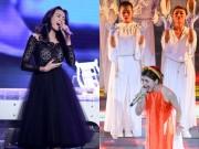 X-Factor 2016: Trương Kiều Diễm gặp vấn đề sức khỏe, cô bé 17 tuổi thăng hoa