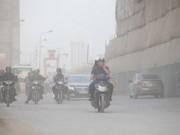 Tin tức - Hà Nội: Nồng độ ô nhiễm bụi ở một số nơi vượt giới hạn cho phép