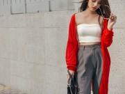 Thời trang - HH người Việt tại Úc gợi ý mặc đẹp cho các cô nàng mình dây