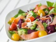 Tin tức ẩm thực - Ngon khó cưỡng với 6 món salad thanh lọc cơ thể