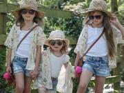 Thời trang - Những bức hình chứng minh nhà có nhiều con gái thật tuyệt!