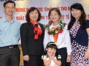 Tin tức - Thủ khoa mang dòng họ Nguyễn Lân: Khi Toán học là niềm đam mê