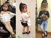 Làm mẹ - 3 bé gái Tuyên Quang 'khuynh đảo' dân mạng vì xinh như hoa hậu