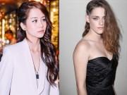 Làm đẹp - An Nguy cá tính khi chọn kiểu tóc giống Kristen Stewart