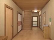 """Nhà đẹp - Tuổi thơ ùa về với ngôi nhà 3D """"chuẩn từng cen-ti-mét"""" của Nobita"""