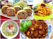 Bếp Eva - Bữa cơm chiều ngon ai thấy cũng thèm