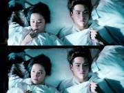 """Xem & Đọc - Lưu Diệc Phi cáu kỉnh khi """"chung giường"""" cùng Ngô Diệc Phàm"""