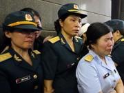 Hình ảnh 'thắt lòng' trong tang lễ 9 thành viên tổ bay CASA-212