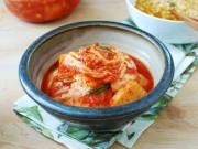 Bếp Eva - Kim chi Hàn Quốc thập cẩm ngon ơi là ngon