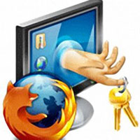 Khi phc mt khu trn Firefox