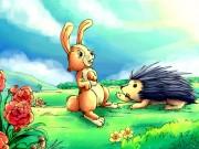 Làm mẹ - Truyện cổ tích: Thỏ và Nhím