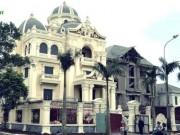 Nhà đẹp - Lâu đài kiến trúc Pháp cổ gần 100 tỉ của đại gia đất Cảng