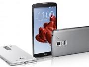 Eva Sành điệu - LG G3 Pro sẽ được trang bị RAM 4GB, chip Snapdragon 820