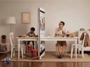 """Làm mẹ - Hình ảnh đáng suy ngẫm về cha mẹ """"thời đại smartphone"""""""