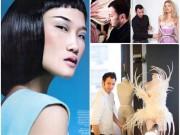 Thời trang - Kha Mỹ Vân trúng show của NTK cánh thiên thần VS