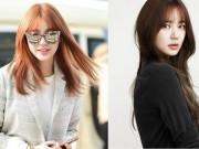 Những cơn sốt làm đẹp bắt nguồn từ Yoon Eun Hye