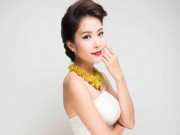 Hoa khôi Nam Em dự thi Miss Global 2015