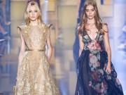 Thời trang - Lạc vào thế giới mộng mơ của nàng công chúa Elie Saab