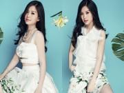 Làng sao - Á hậu Diễm Trang đẹp khó cưỡng trong loạt hình mới