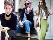 10 cô gái Hồi giáo mặc đẹp nức tiếng cộng đồng thời trang