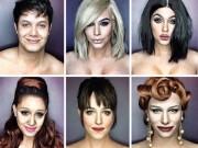 Làm đẹp - 9 nghệ sĩ trang điểm tài năng nhất thế giới